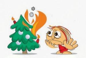 Naj prazniki zažarijo, ne zagorijo!