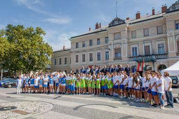 Športne igre prijateljstva Alpe Adria povezujejo mlade iz Slovenije, Italije in Hrvaške