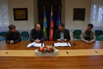 Podpisana pogodba za izvedbo del 2. faze javne infrastrukture in ureditve na območju OPPN Lavžnik v Šempetru pri Gorici