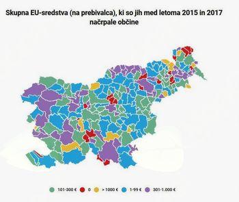 Občina Šempeter-Vrtojba med šestimi najbolj razvojno uspešnimi slovenskimi občinami v letu 2018