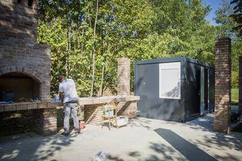 Zunanja ureditev Športnega parka Šempeter bo počasi dobila končno podobo