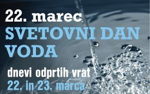 Dnevi odprtih vrat vodarne Mrzlek in Centralne čistilne naprave ob svetovnem dnevu voda