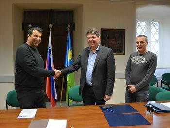 Podpisana pogodba za izvedbo parkirišča ob ulici 9. septembra v Vrtojbi