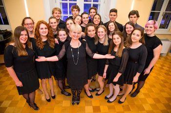 Mladinski zbor Šempeter-Vrtojba, koncert