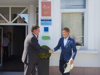 Hitov Hotel Lipa prejel okoljski certifikat Zeleni ključ