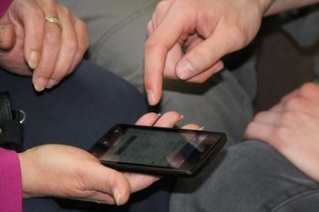 Tečaj uporabe pametnih telefonov - zbiranje prijav