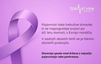 Slovenija se bo obarvala vijoličasto! Osveščanje ob svetovnem dnevu raka trebušne slinavke