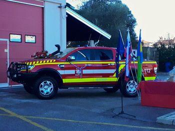 Šempetrski gasilci bogatejši za novo gasilsko vozilo