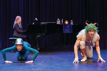 La Fontainove basni, predstava za otroke
