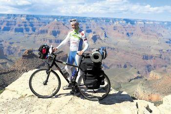 Aleš Juvanc: S kolesom čez Severno Ameriko, potopisno predavanje