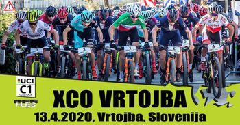 XCO Vrtojba 2020, mednarodna gorsko kolesarska dirka