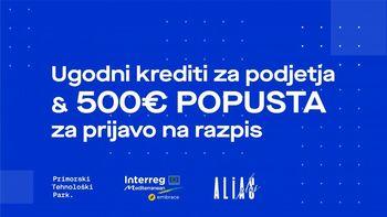 Aktualni razpisi za podjetja & 500 € popusta za pripravo prijave na razpis!