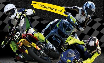 Državno prvenstvo minimoto, skuter, MiniGP, Supermoto