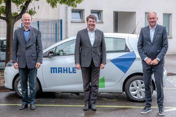 Župan Občine Šempeter-Vrtojba obiskal družbo MAHLE