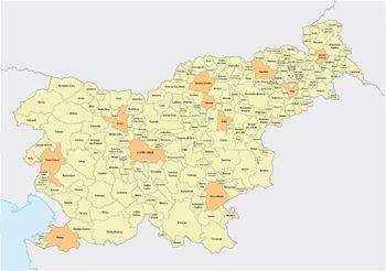Od 27. 10. ponovno začasno omejeno prehajanje občinskih mej