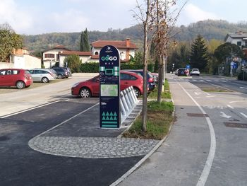 Ureditev točke za izposojo koles v Šempetru