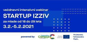 Startup izziv za mlade v Primorskem tehnološkem parku