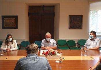 Terenski obisk ministra za okolje in prostor mag. Andreja Vizjaka