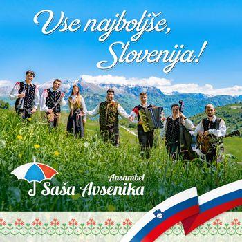 Vse najboljše Slovenija, koncert ansambla Saša Avsenika