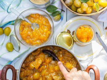 Aljoša Besednjak: Priprava marmelade, delavnica