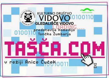 """Komedija """"TAŠČA.COM"""""""
