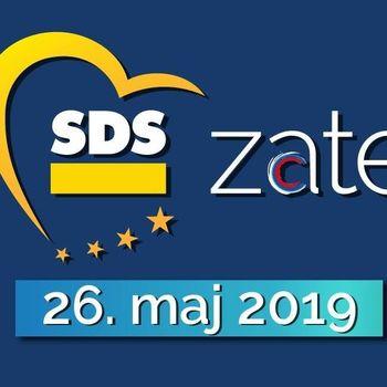 Dobro opravljeno delo evropskih poslancev iz vrst SDS