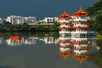 Povezava občine Ajdovščina z občino Jurong s Kitajske
