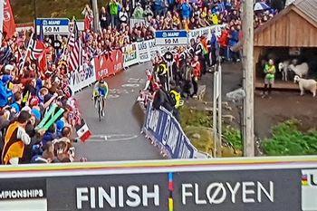 Zasavčan skoraj na vrhu kolesarskega sveta