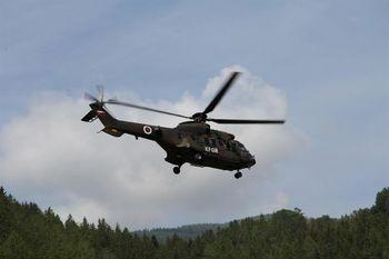 Aktivnosti slovenskega vojaškega letalstva