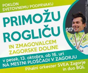 Poklon Primožu Rogliču