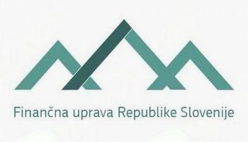 Finančna uprava Republike Slovenije obvešča...