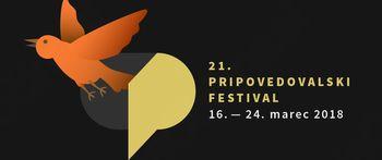 21. pripovedovalski festival