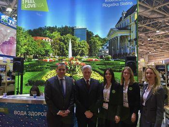 Slovenija prejela nagrado Best Spa Destination v Moskvi