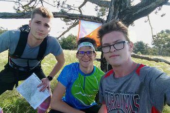 Savinjsko-podravski državni prvaki v planinski orientaciji na Krasu