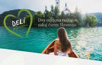 Dva milijona razlogov, zakaj čutimo Slovenijo