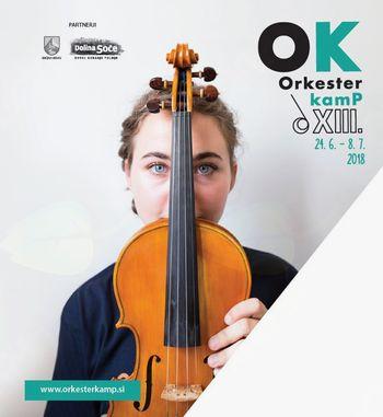 OrkesterkamP XIII. v Bovcu