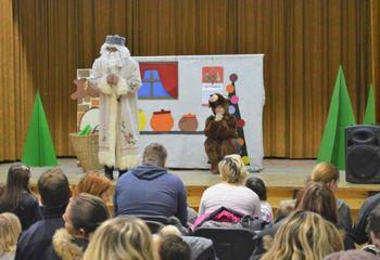 Dedek Mraz letos obdaril 243 otrok