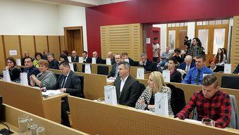 Sklic 1. dopisne seje Občinskega sveta Mestne občine Novo mesto v mandatu 2018 - 2022