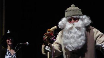 Poročilo o novoletnem srečanju z obiskom Dedka Mraza (Sonček)