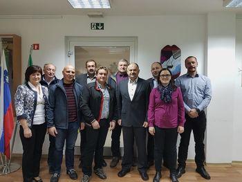 Na konstitutivni seji Občinskega sveta Občine Mirna Peč potrdili mandate članov sveta