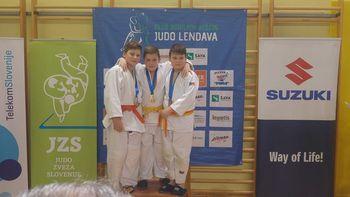 21. pokal KBV Lendave -Judo klub Duplek