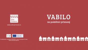 Podelitev priznanj za uspešno prenovo objektov kulturne dediščine 2018