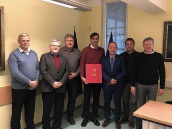 Prvi sestanek županov zgornjegorenjskih občin usmerjen na področje kulture