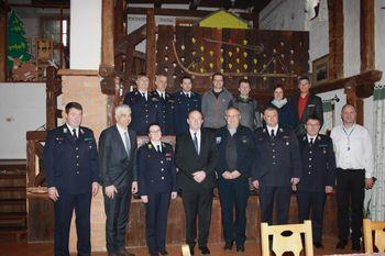Podpis pogodb o opravljanju nalog zaščite in reševanja v Občini Zreče za leto 2019