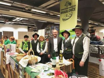 Turistično društvo Braslovče na sejmu Alpe Adria 2019