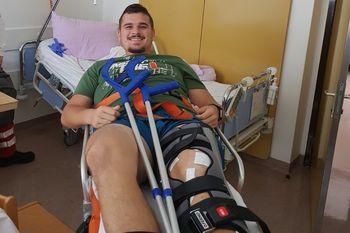 Pomagajmo pri rehabilitaciji športnika Matica Pirnata