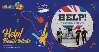 Koncert HELP! A Beatles tribute