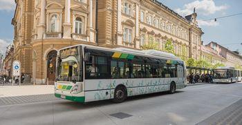 Počitniški vozni red mestnih avtobusov