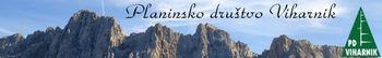 Planinsko društvo Viharnik vabi