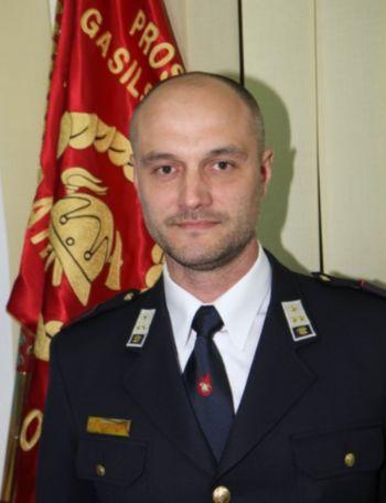 Novi predsednik PGD Parižlje - Topovlje je Boštjan Bradeško